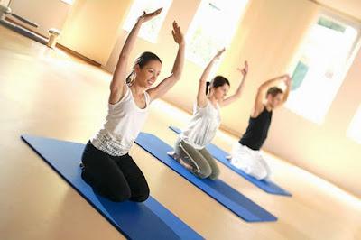 Respiración método Pilates