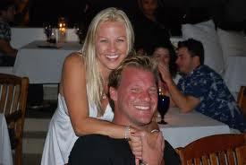 WWE Chris Jericho Wife Smail