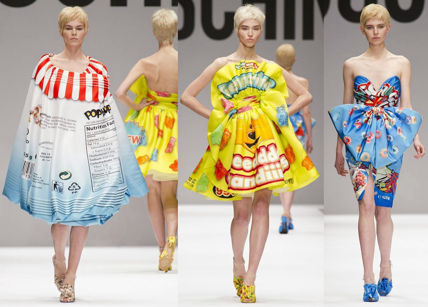 Moschino Autumn Fall Winter 2014 13