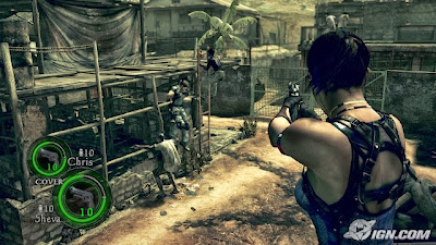 PC Game Resident Evil 5 Free Download