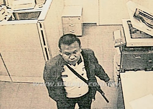 Tembak Pegawai Ambank: Suspek Larikan RM450,000, Tiga Ahli Keluarga Warga Indonesia Ditahan, Guna MyKad Palsu - Terbakor