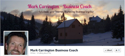 Mark Carrington Business Coach