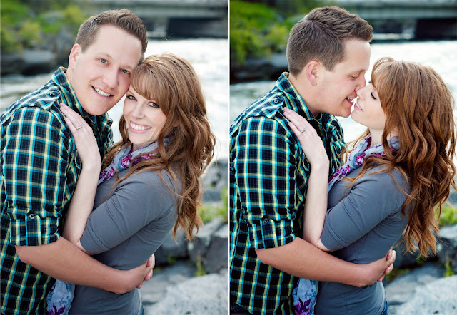 KTblog019 Kimberly + Tom ~ Rexburg Engagement Photography