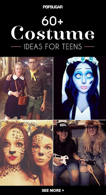 60 DIY Halloween Costume Ideas Tailored to Teens