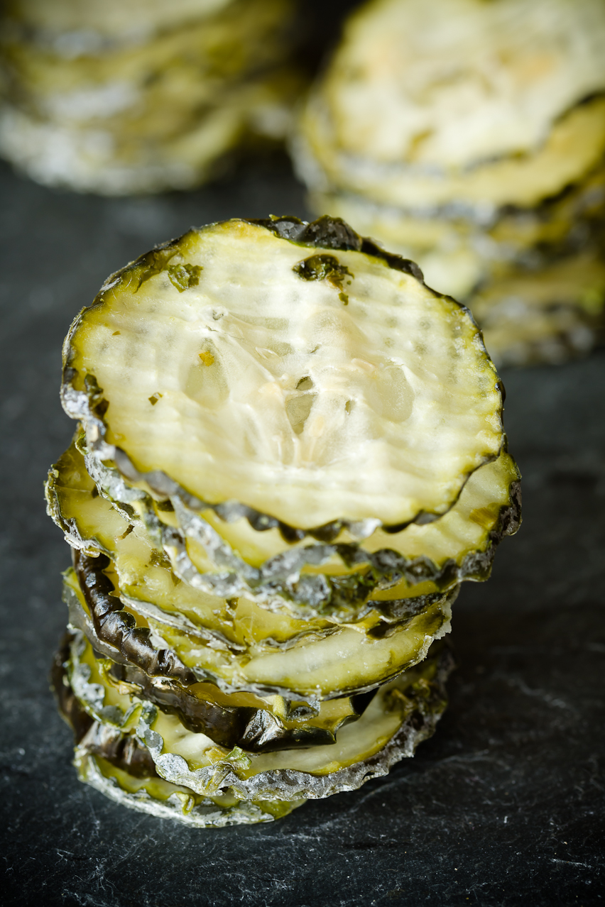 Candied Cucumber – This is No Pickle | Cupcake Project