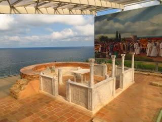 Krepost v grad Byala - nos sveti Atanas