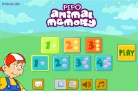 Pipo Animal Memory APP FREE GRATIS