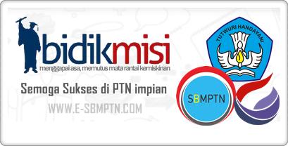 PENDAFTARAN ONLINE BIDIKMISI 2015 MELALUI SNMPTN, SBMPTN