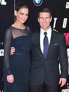 Katie Holmes and Tom Cruise are Divorcing