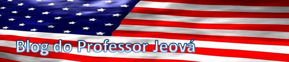 Blog do professor Jeová