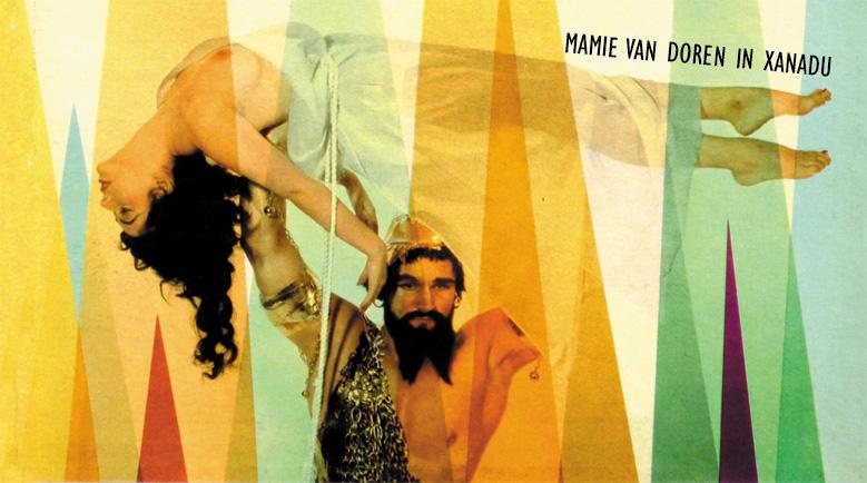 Mamie Van Doren In Xanadu
