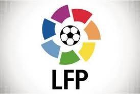Carta Kedudukan Primera Division 2012/2013