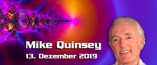 Mike Quinsey – 13. Dezember 2019