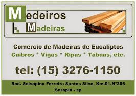 MEDEIROS MADEIRAS