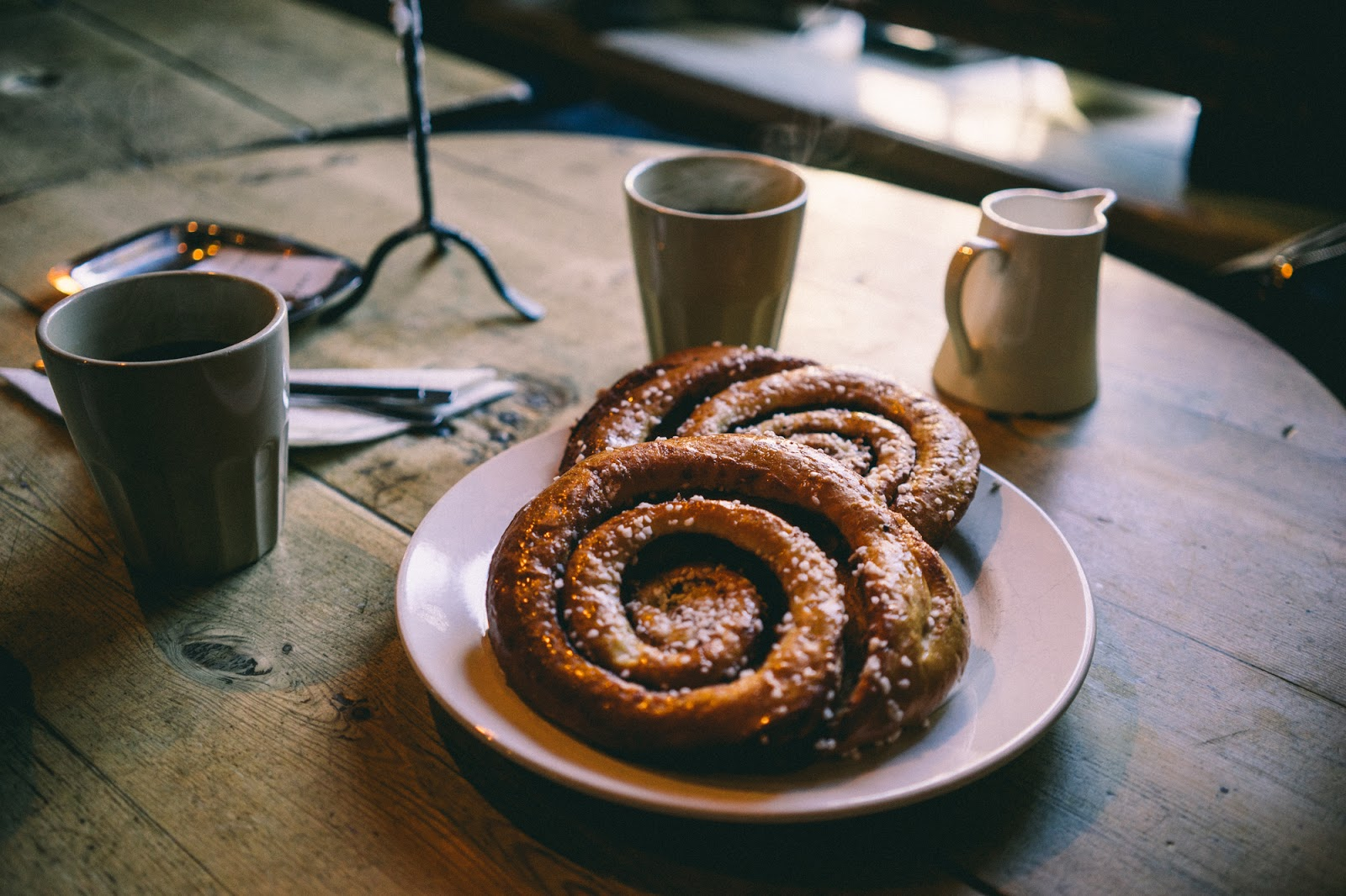 Coffee & Pastry