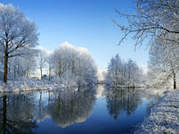 Winter lake Puzzle