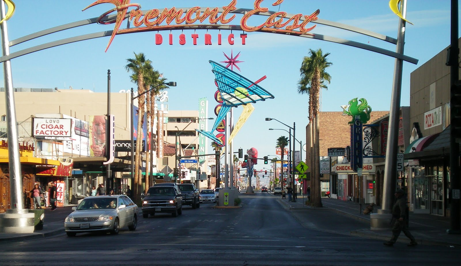 United We Bland Fremont East District Las Vegas Nevada