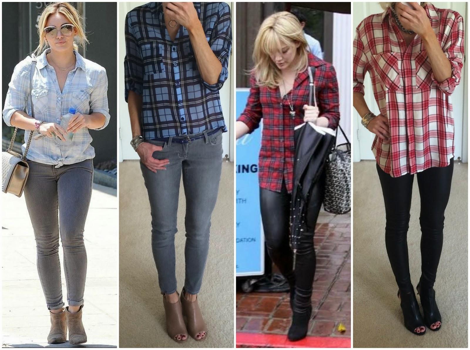 Hilary Duff Style, Libra Fashion Style