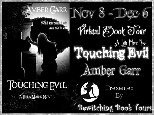 {Book Review} Touching Evil by Amber Garr