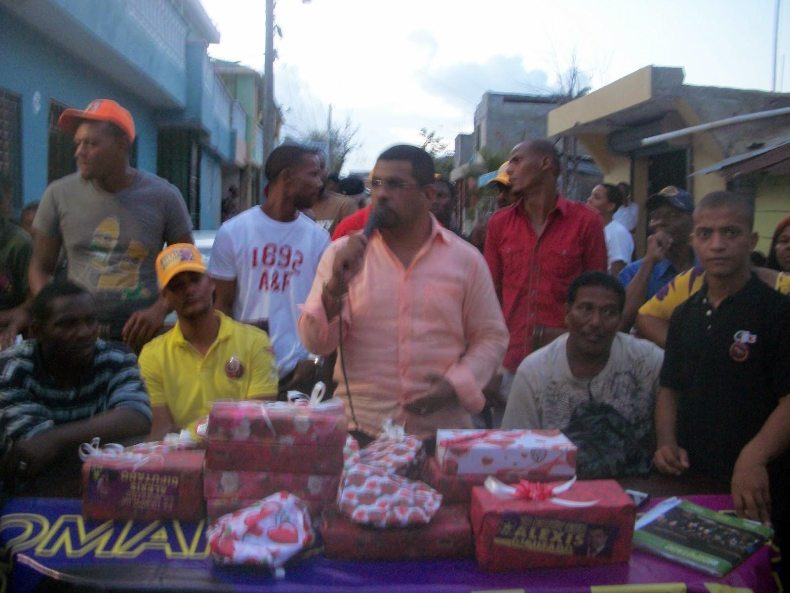 Alexis Sánchez destaca rol de las madres en la sociedad  dominicana