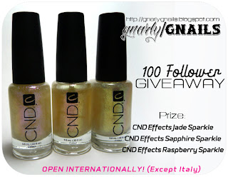 Gnarly Gnails giveaway