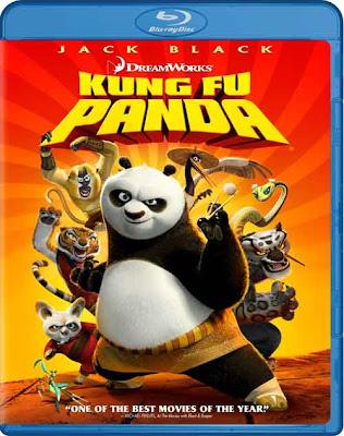 Kung Fu Panda (2008) 720p BRRip 537MB mkv Dual Audio