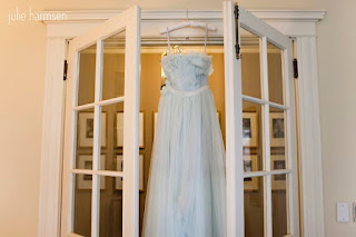 Elizabeth Dyer wedding gown - Posted by Patricia Stimac, Seattle Wedding Officiant