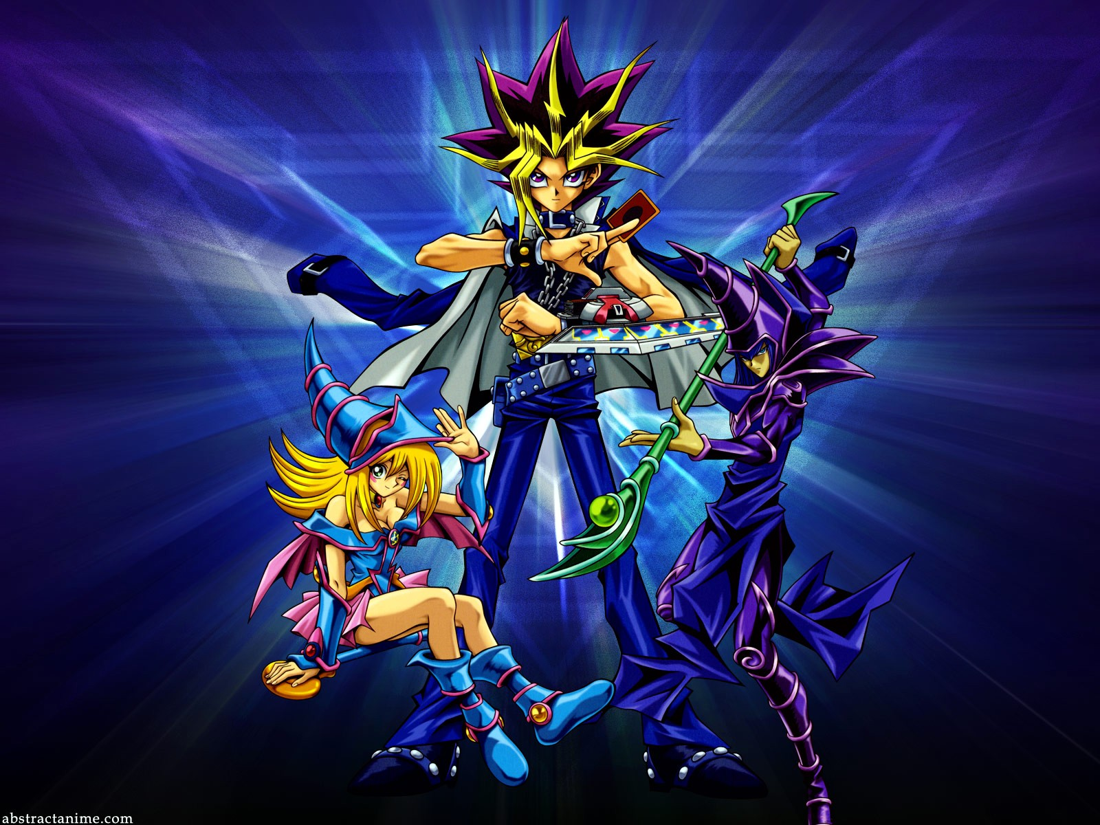 Yu-Gi-Oh HD & Widescreen Wallpaper 0.824470403712375