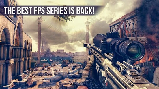 Modern Combat 5: Blackout Apk + Data