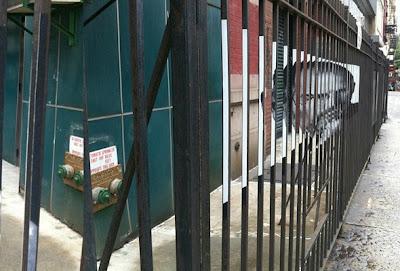 Steve Job's Life on Fence Illusion