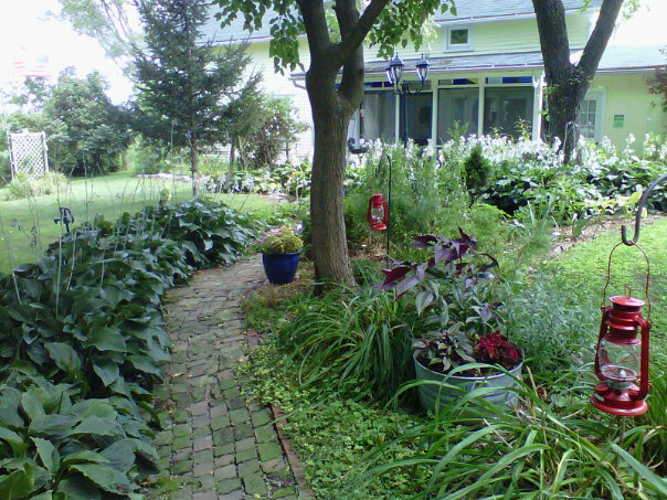For the Love of Gardening: January 2012
