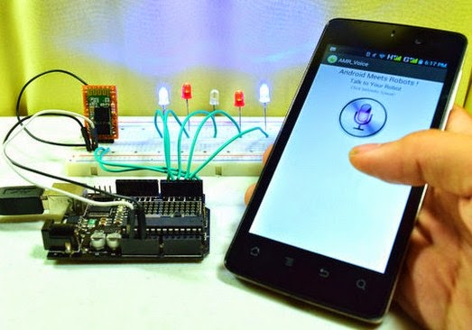 Sound Activation with Android