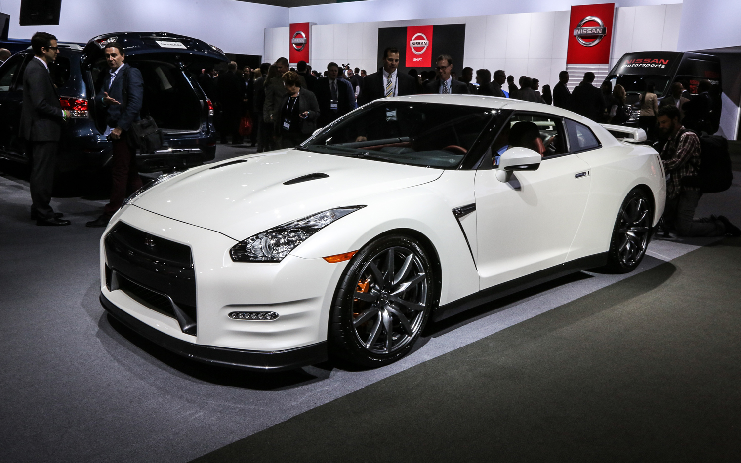 2014 nissan gt r still nissan claims the 2014 gt r is much better on