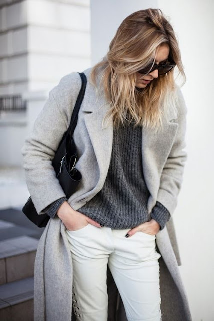 Grey knits - Cool Chic Style Fashion