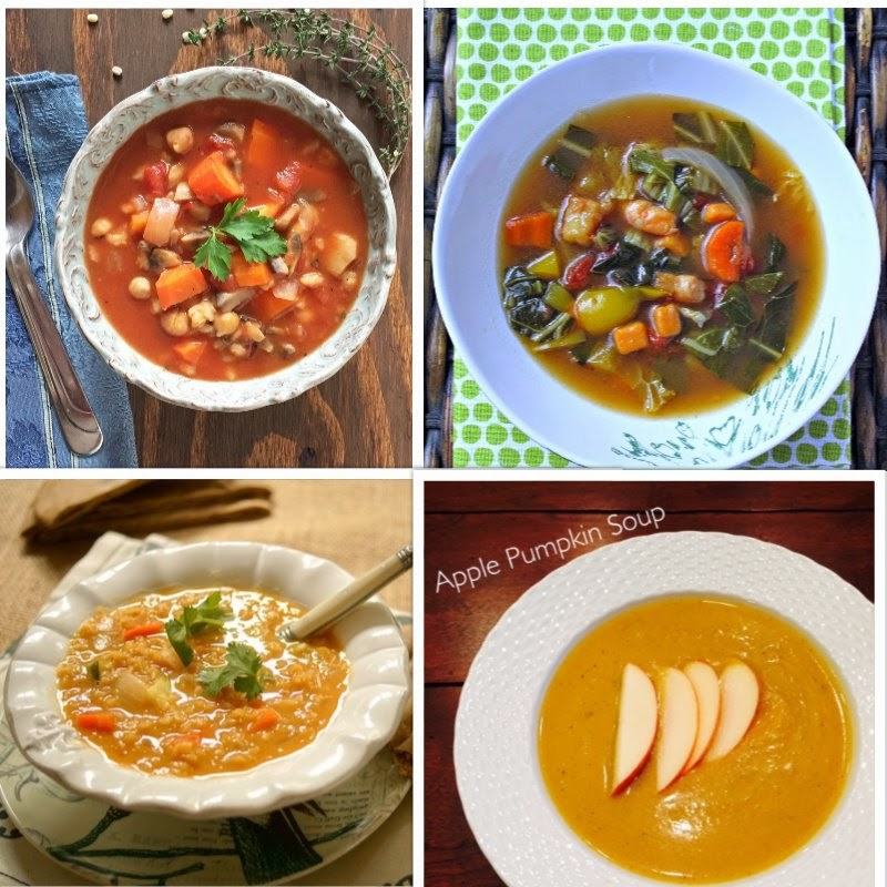 The Foodie Physician: Dining with the Doc: Slurp Worthy Soup Round-Up