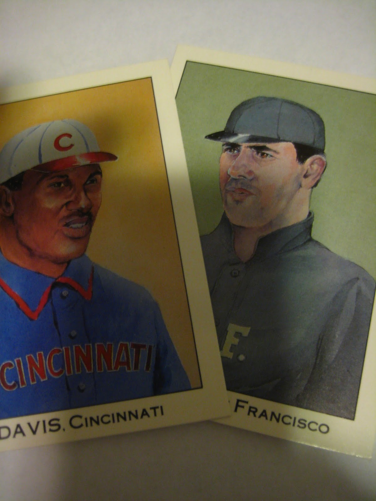 Baseball Cards Come To Life The Last And Best Of The