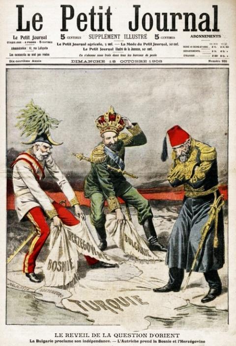Boşnak Göçü Berlin Antlaşması