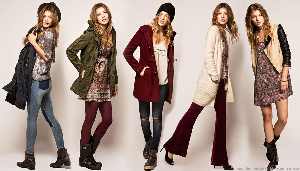aprenderavestirselinda tendencias de moda oto o invierno 2015