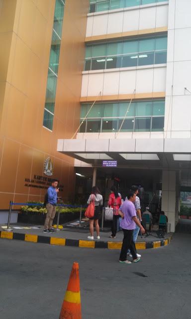 Kantor Imigrasi Kelas I Jakarta Selatan, by yennyhid