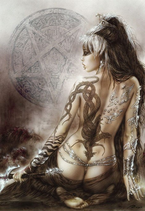 Sounded really erotic woman warrior fantasy art