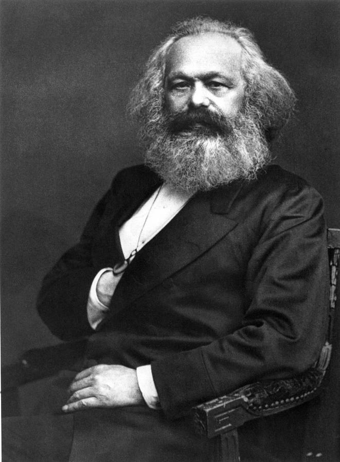 Dissertation for karl marx