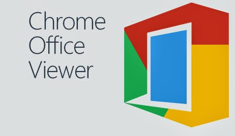 turn your google chrome to microsoft office program and read your