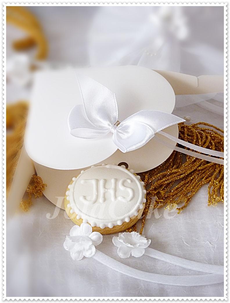 Ciasteczka podziękowania dla gości