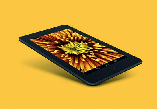 Nexus 7 PSD Mockup Templates 2