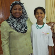 11yr old Zuriel Oduwole appointed ambassador in Tanzania/UN event