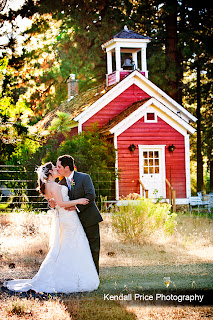 Take the Cake Events Red Barn Wedding