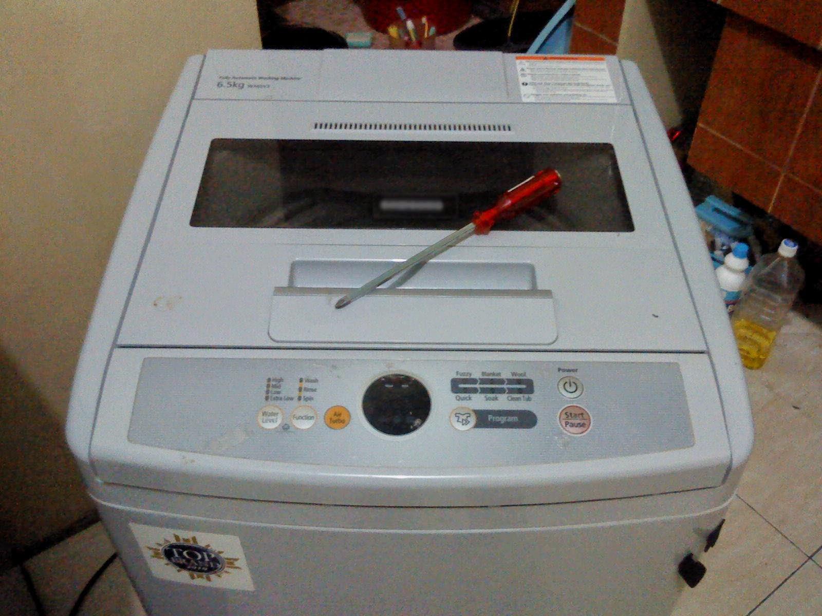Jual mesin cuci satu tabung 1 jutaan welcome to sumberharga gambar diagram mesin cuci 2 tabung image collections ccuart Gallery