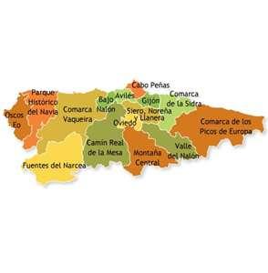 Visitamos Asturias