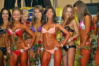 соревнования по фитнес бикини