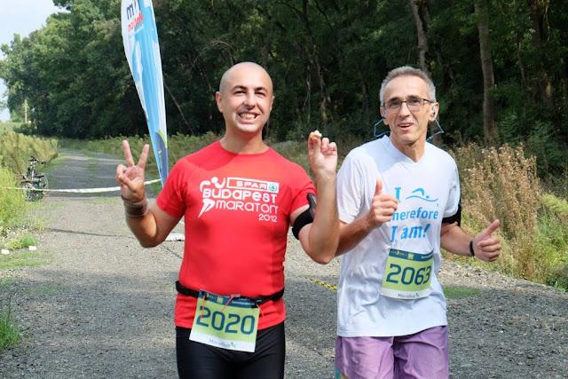 Pe-un picior de Plai. Eveniment de alergare la Pădurea Verde din Timişoara. 12 septembrie 2015. Aniversarea a 4 ani de alergare. Florin Chindea, Mihai Liseţchi şi Glucoză